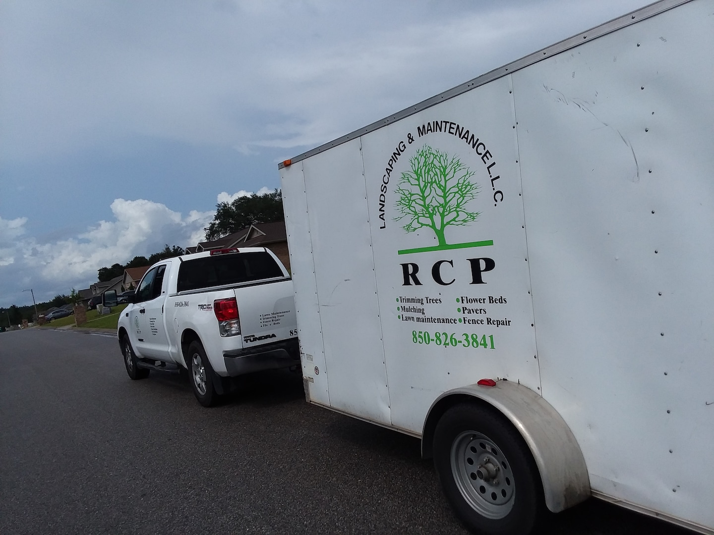 RCP Landscaping