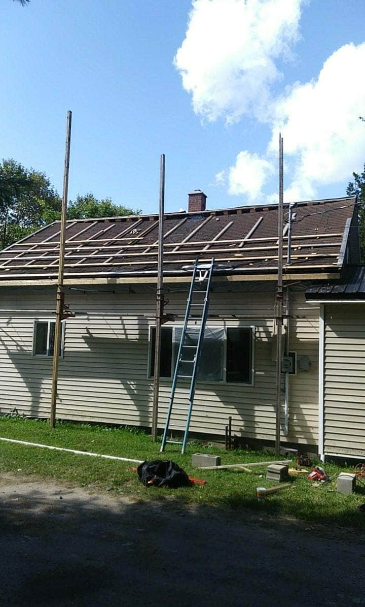 Townsends Roofing/Carpentry LLC.