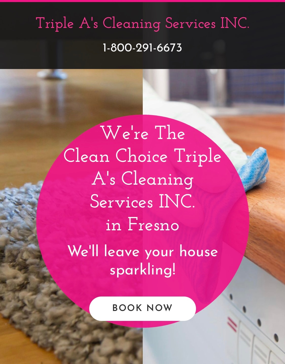 Triple As Cleaning Service Inc