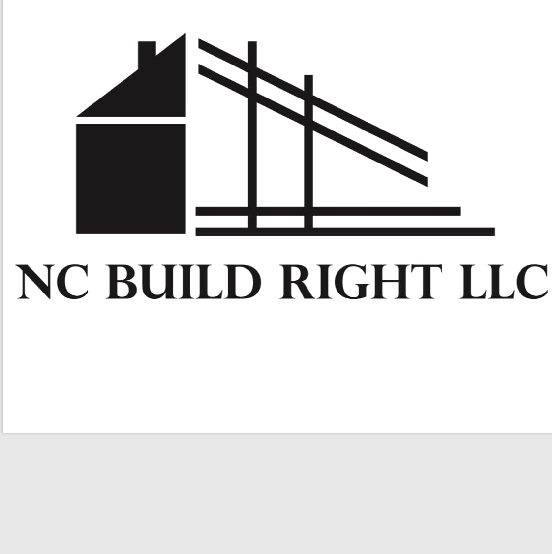 NC BUILD RIGHT