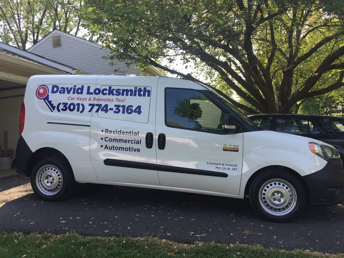 David Locksmith, LLC