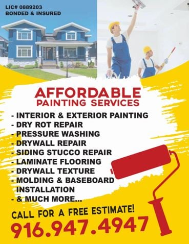 Affordable Painting Services lnc