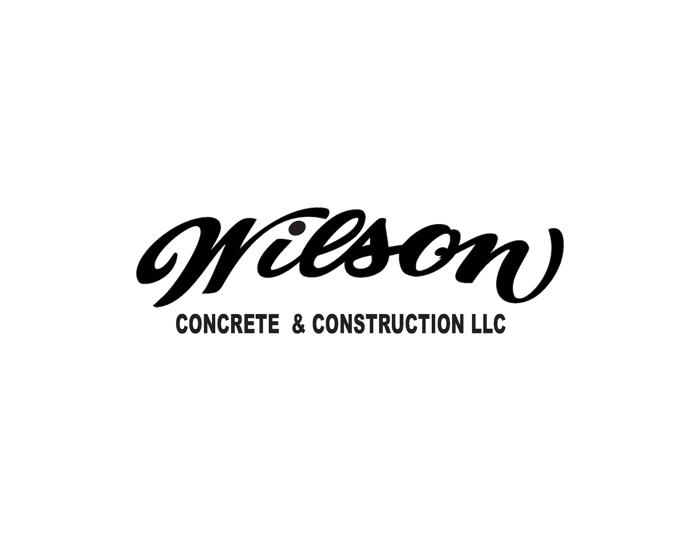 Wilson Concrete & Construction LLC