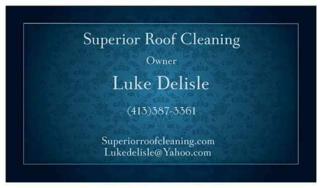 Superior Roof Cleaning