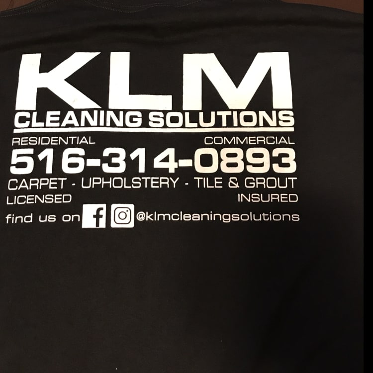 KLM cleaning soloutions