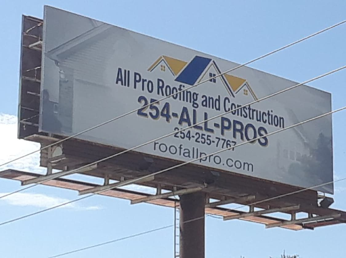 All Pro Roofing And Construction Reviews Copperas Cove Tx Angie S List