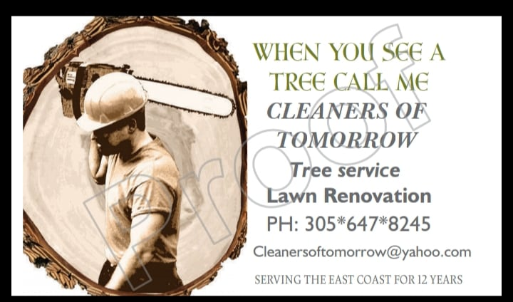 CLEANERS OF TOMORROW