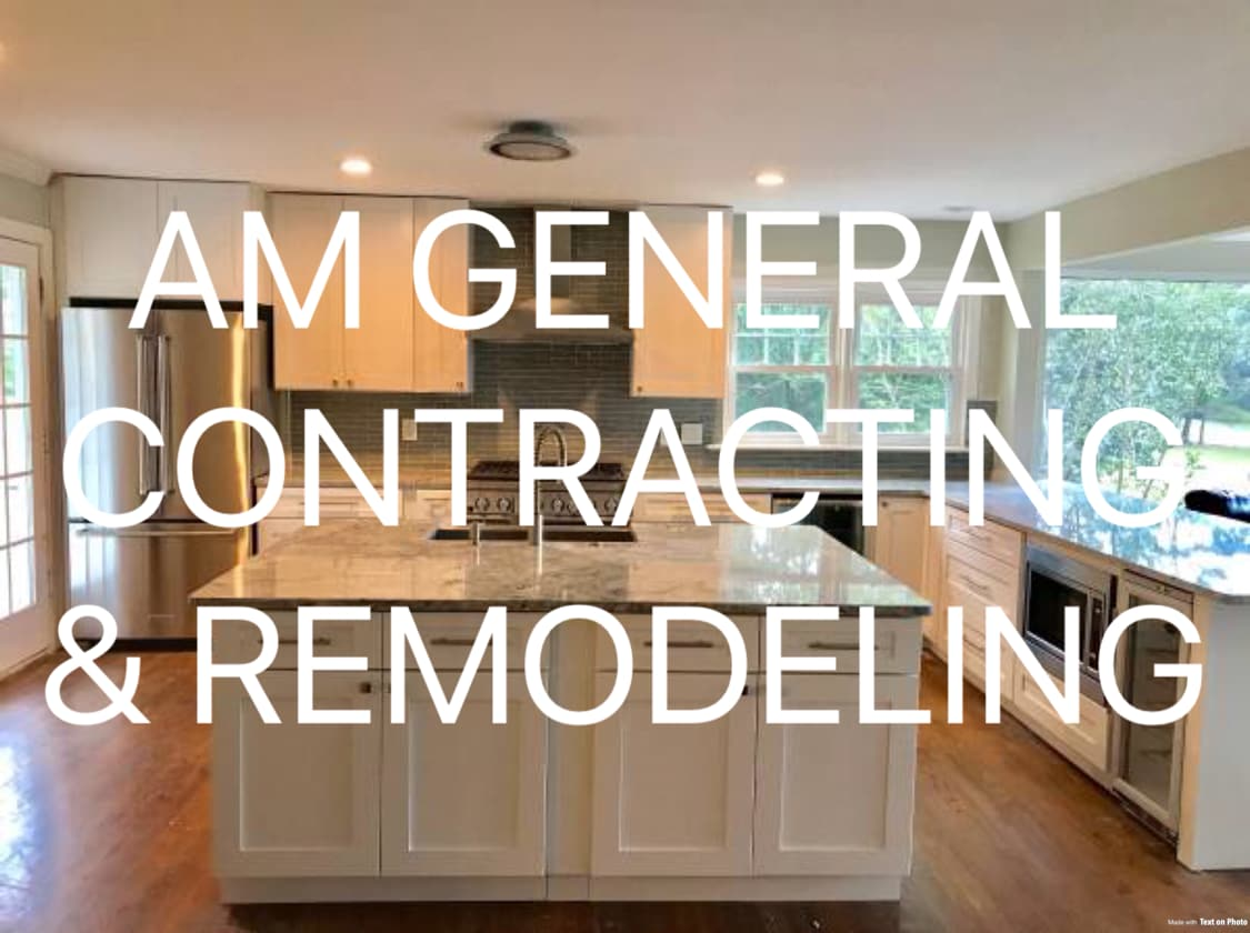 AM General Contracting & Remodeling