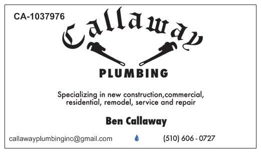 Callaway Plumbing Inc.