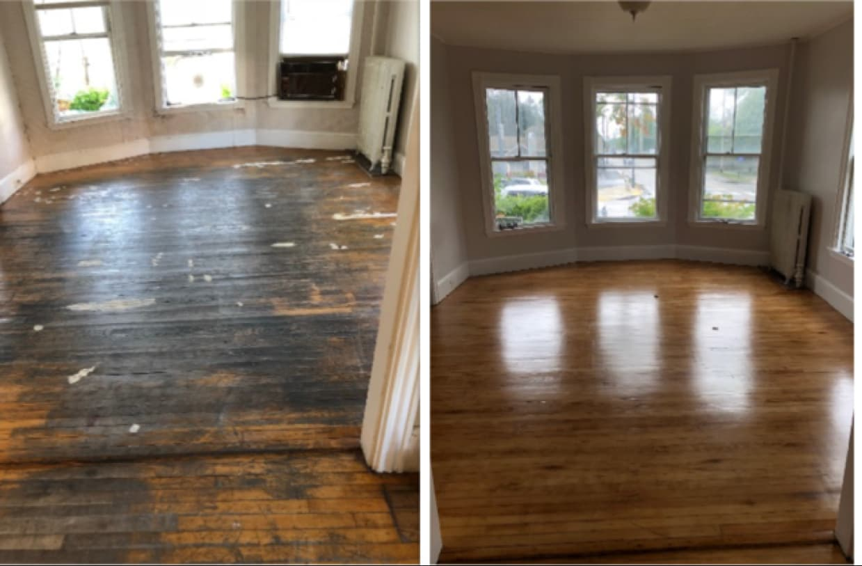 D&T Hardwood Floor
