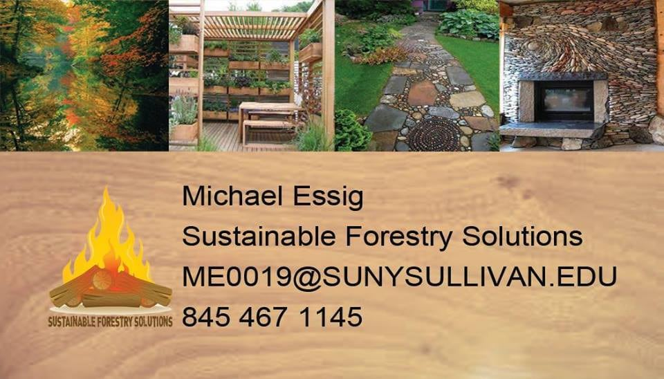 Sustainable Forestry Solutions