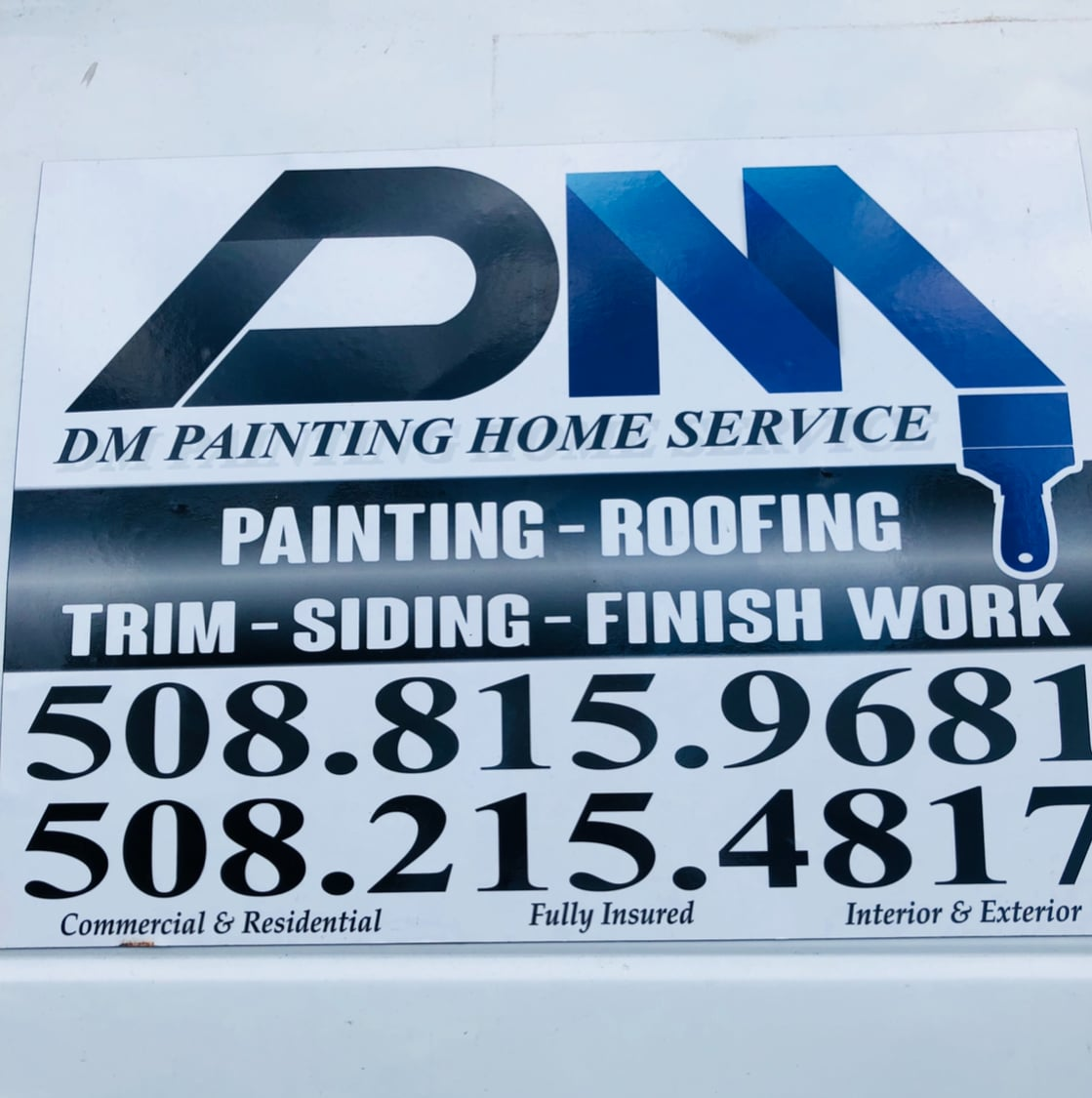 DM PAINTING AND HOME SERVICE