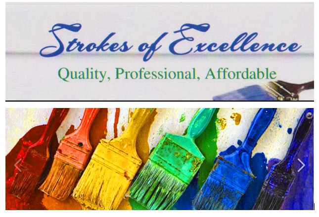 Strokes of Excellence Painting