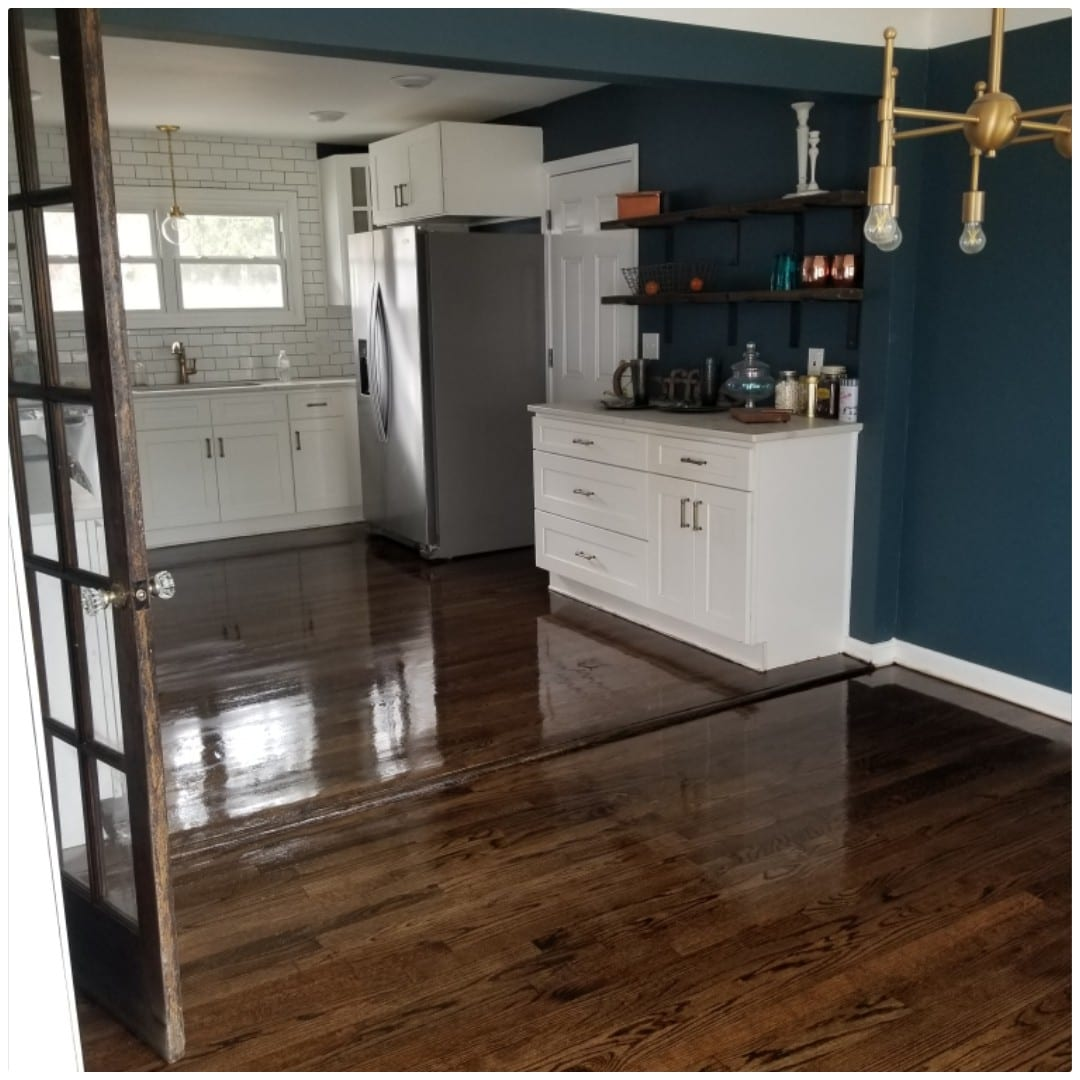 PG Hardwood Floor Refinishing