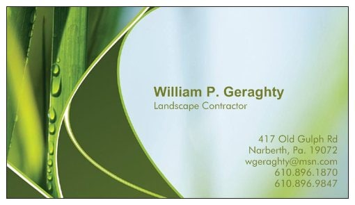 Geraghty Landscaping