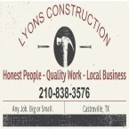 Lyons Construction