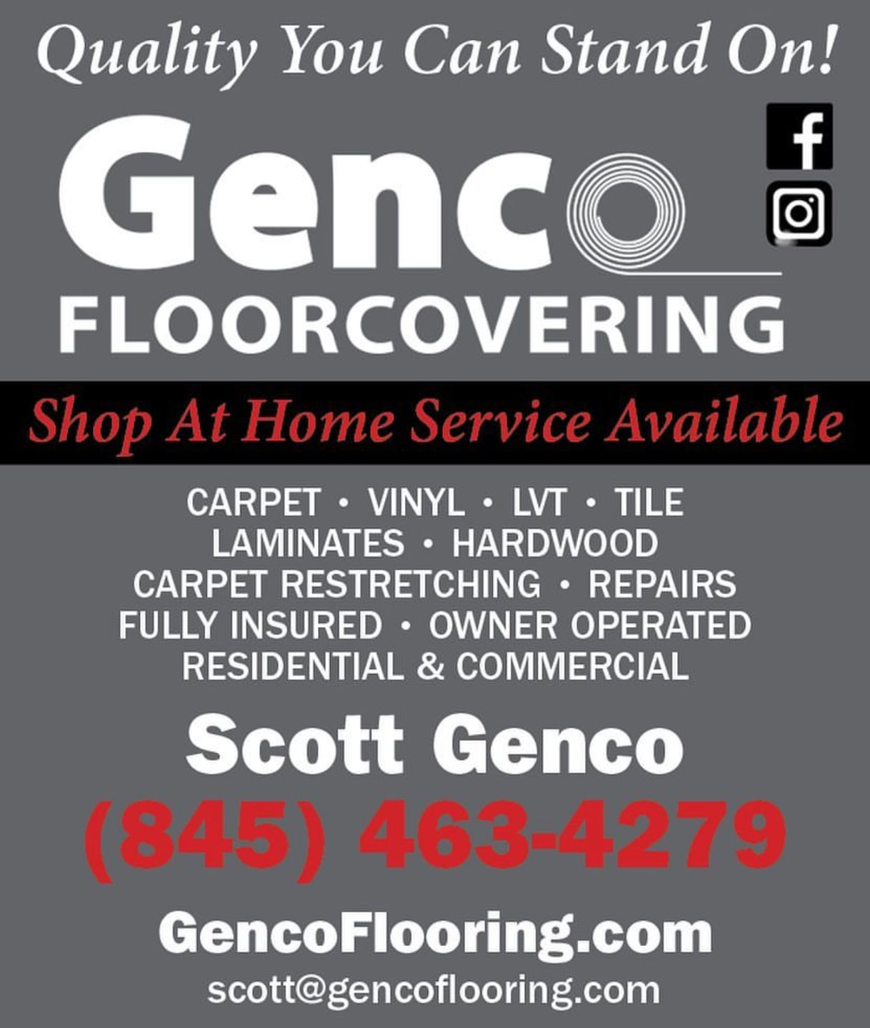 Genco Floor Coverings