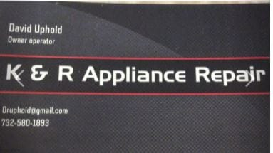 K & R Appliance Repair