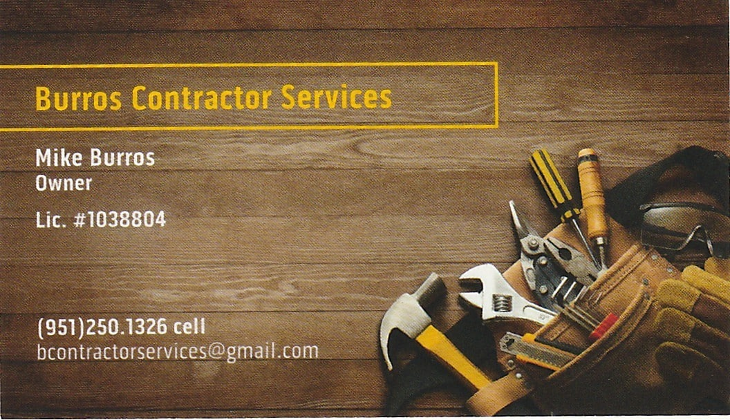 Burros Contractor Services