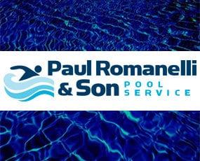 PAUL ROMANELLI & SON POOL SERVICE