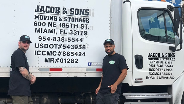 Jacob and Sons Moving & Storage