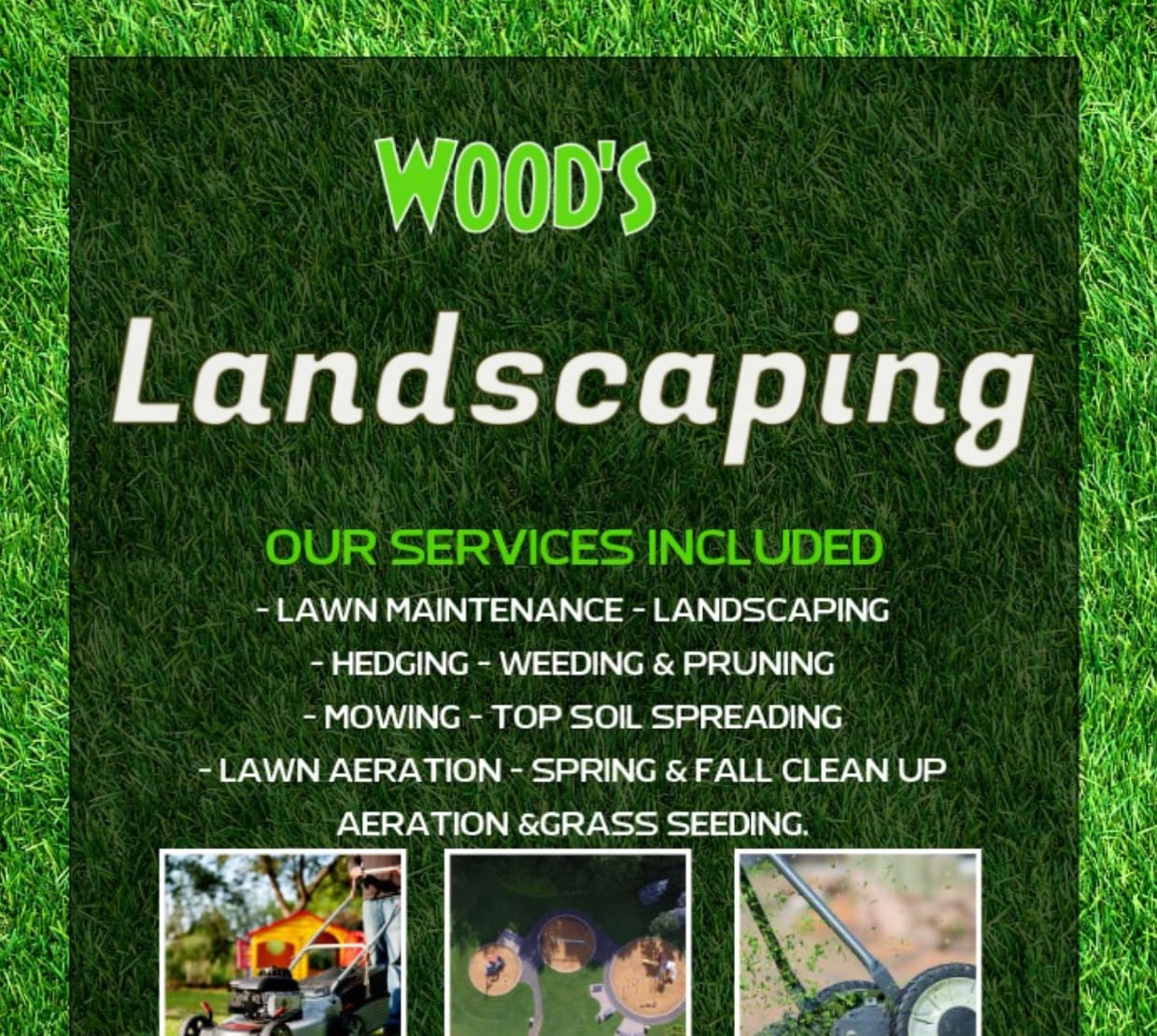 Woods Landscaping