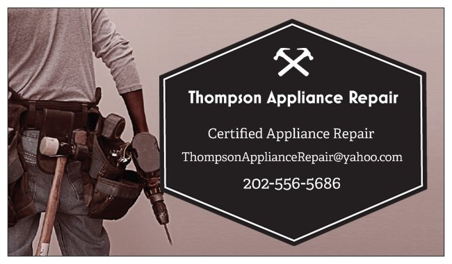 Thompson Appliance Repair LLC