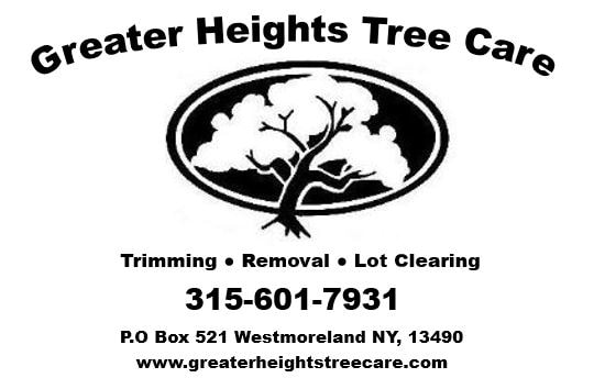 Greater Heights Tree Care