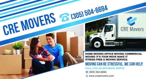 CRE Movers Inc.