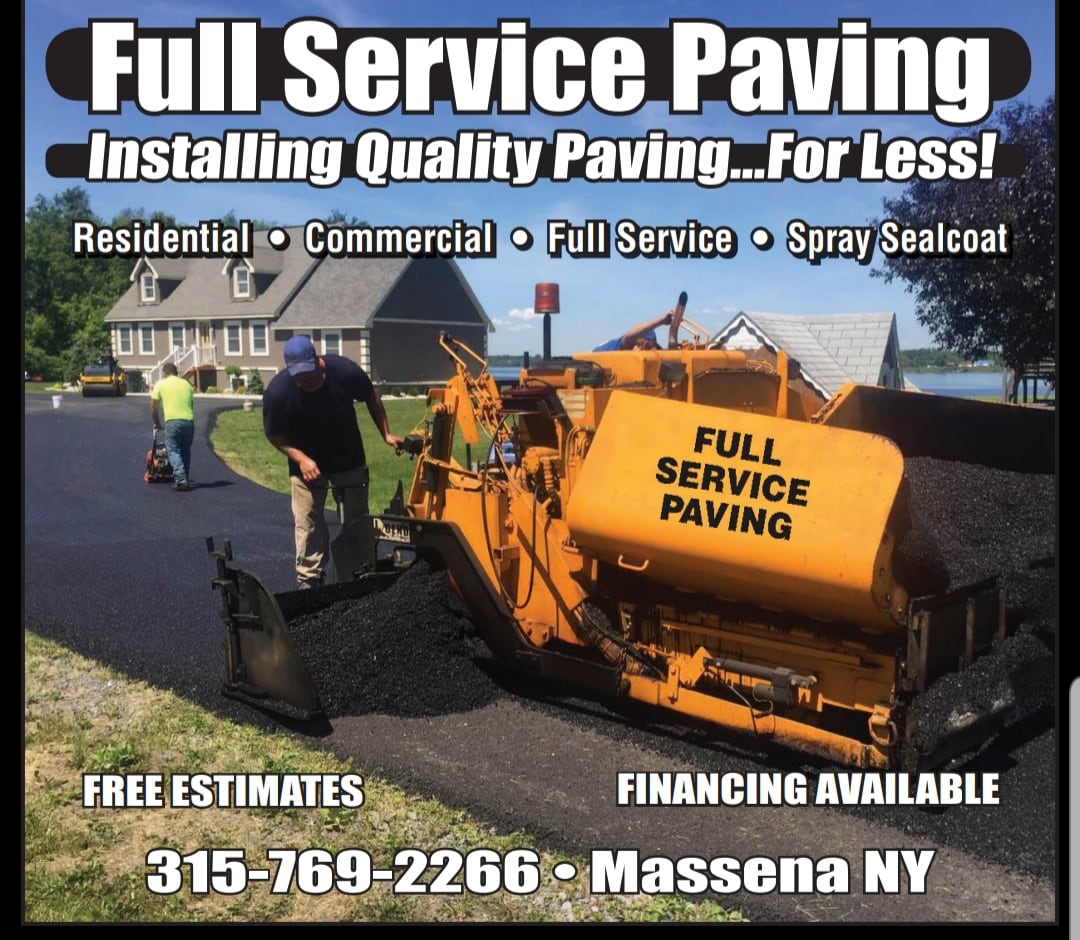Full Service Paving Inc.