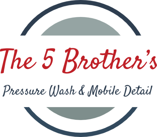 The 5 Brother's Pressure Wash & Mobile Detail