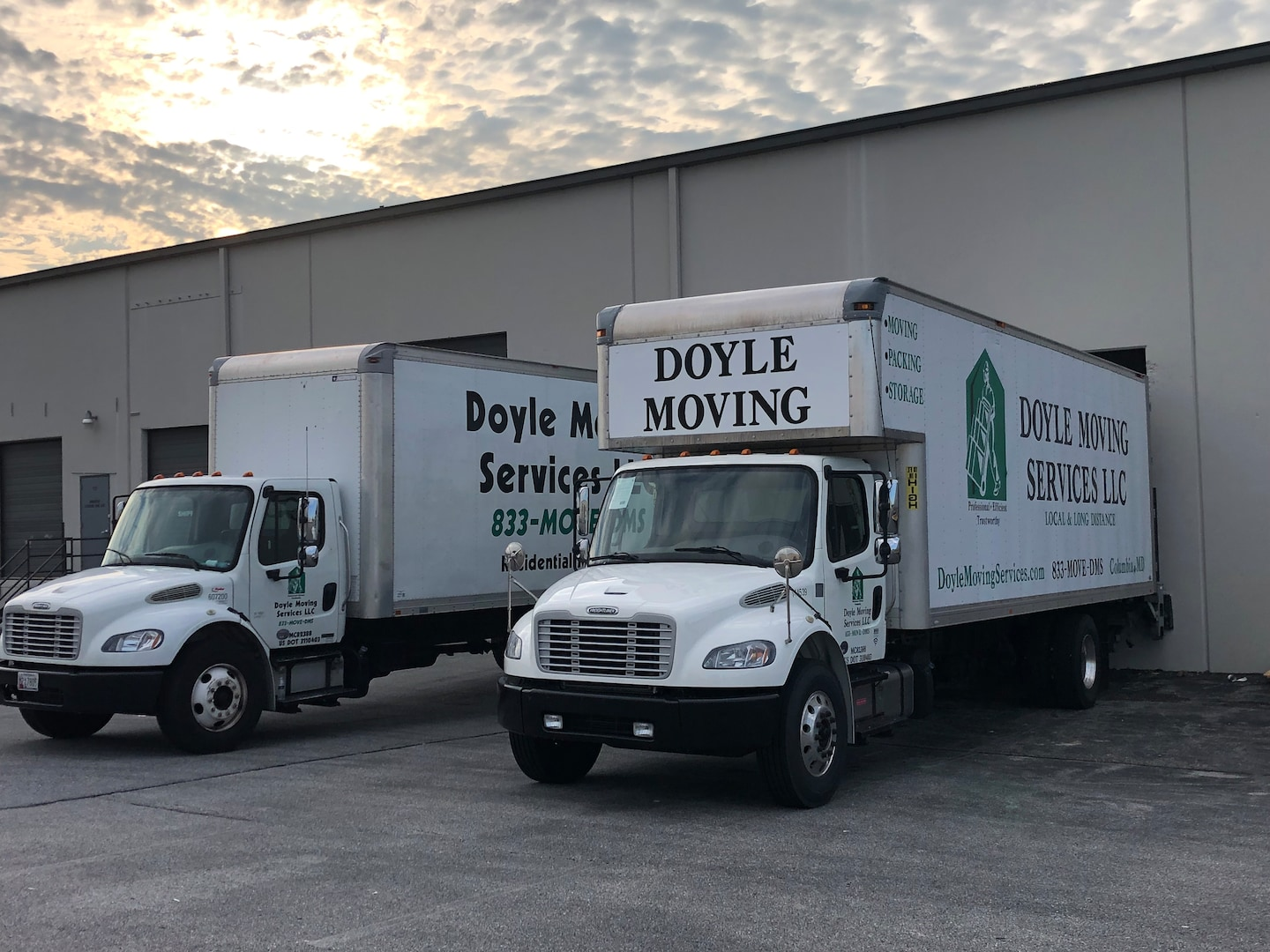 Doyle Moving Services LLC