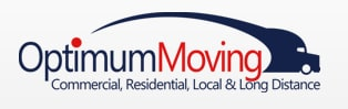 Optimum Moving logo