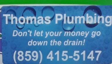 Thomas Plumbing