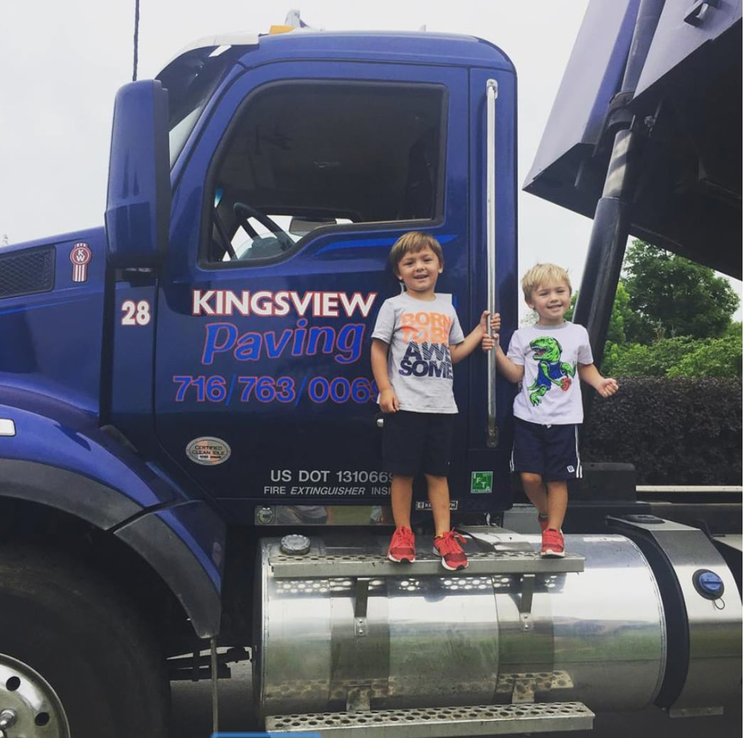 KINGSVIEW PAVING & EXCAVATING