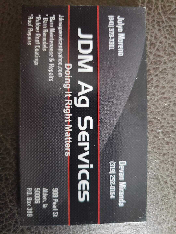 JDM Ag Services