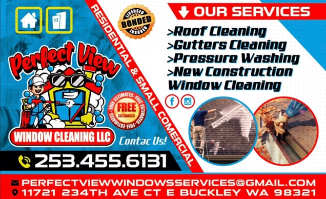 Perfect view window cleaning LLC