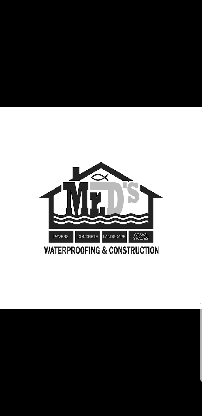Mr D's waterproofing and construction inc.