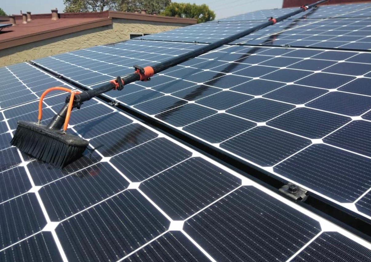 Coast 2 Coast Solar Panel Cleaning