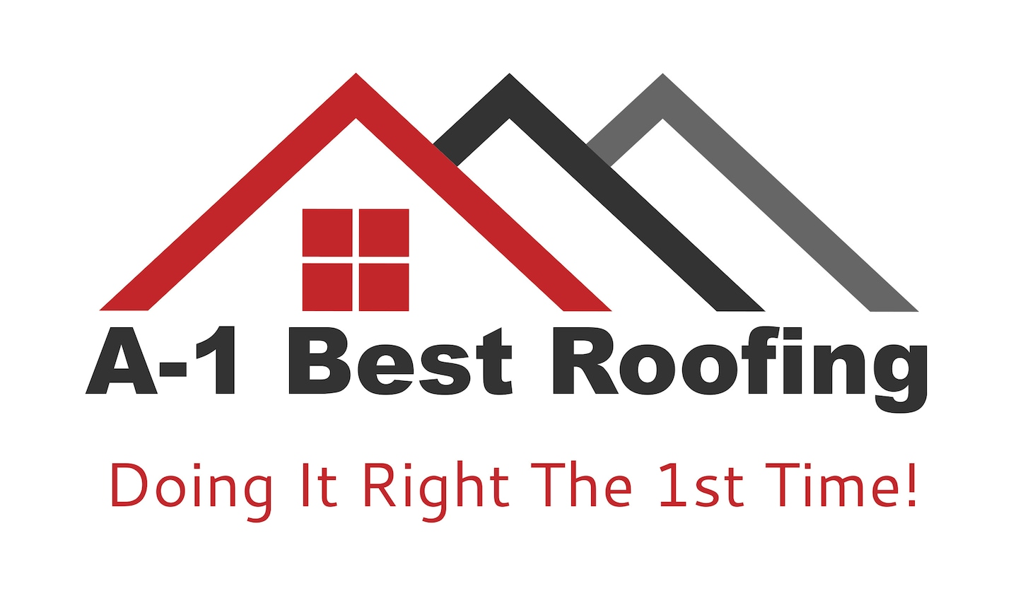 A1 Best Roofing logo