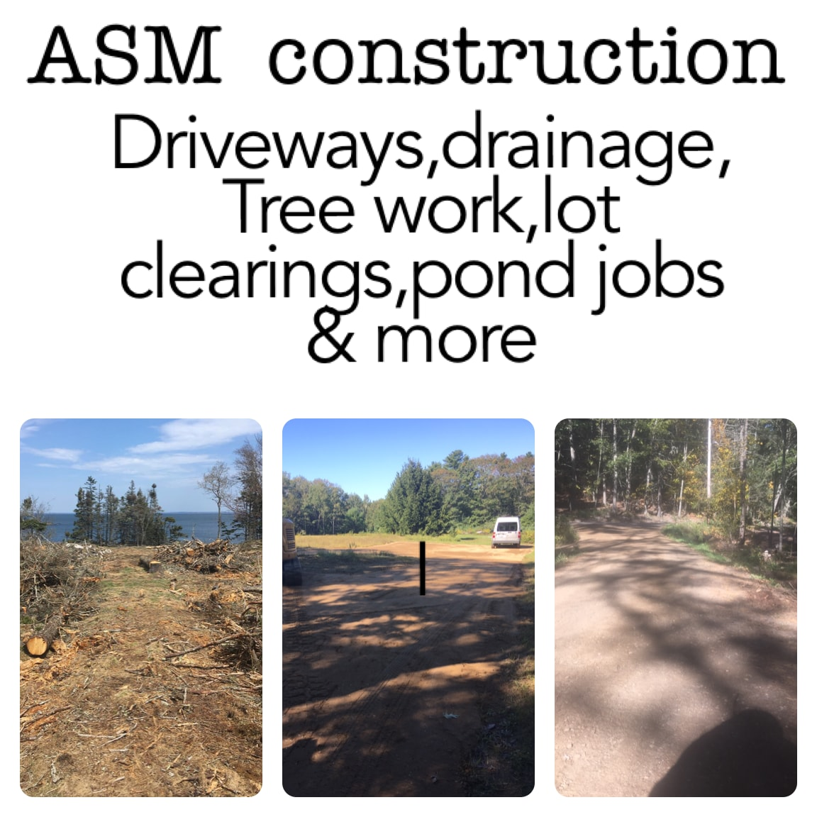 Asm excavation&landscaping