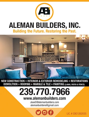 Aleman Builders Inc
