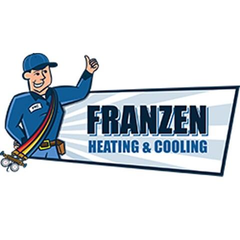 Franzen Heating & Cooling logo