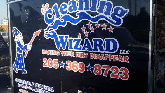 CLEANING WIZARD