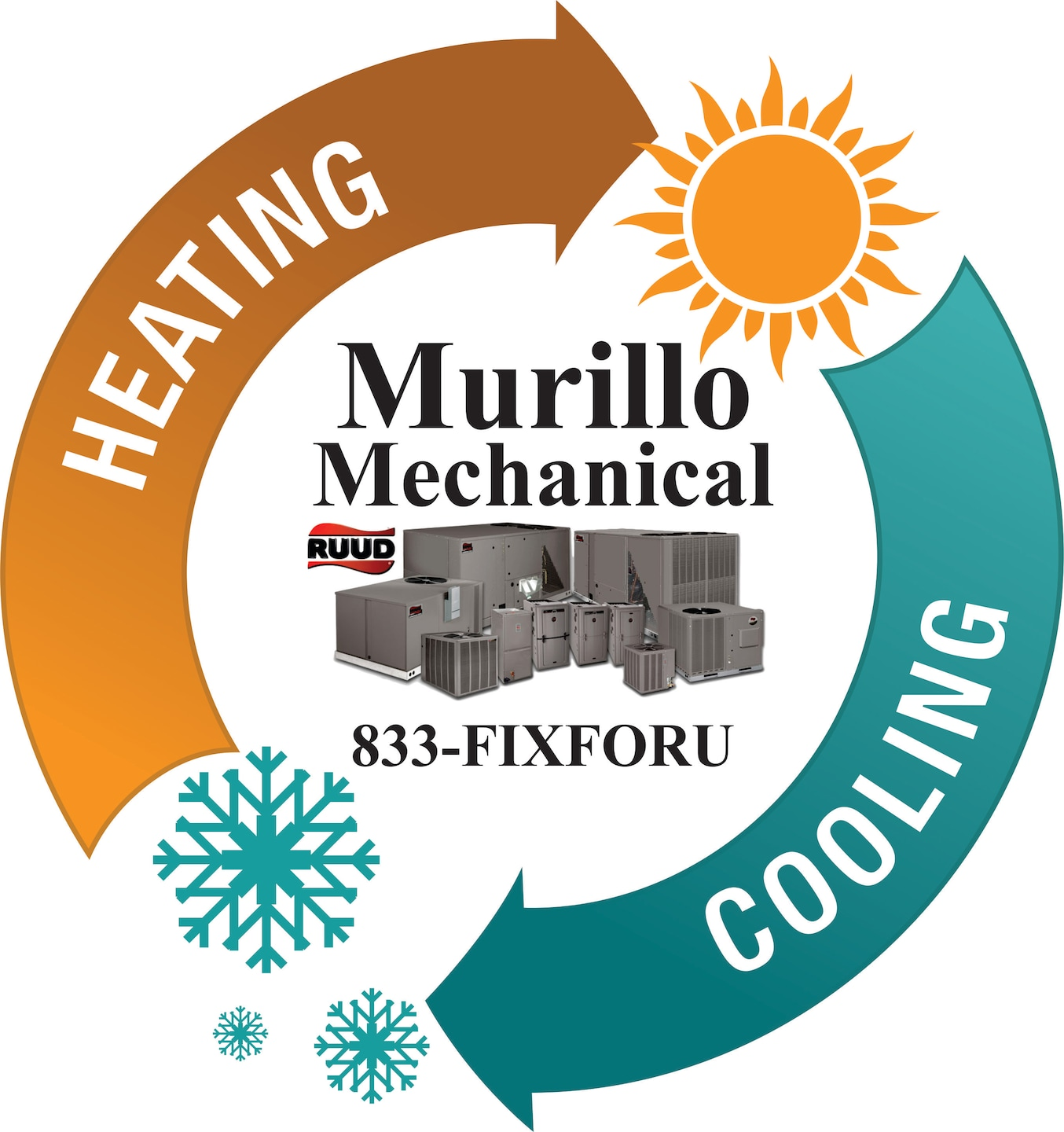 Murillo Mechanical Heating and Cooling