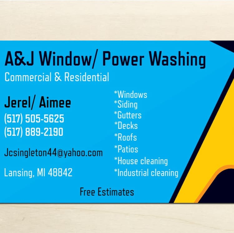 A & J Painting & Power Washing