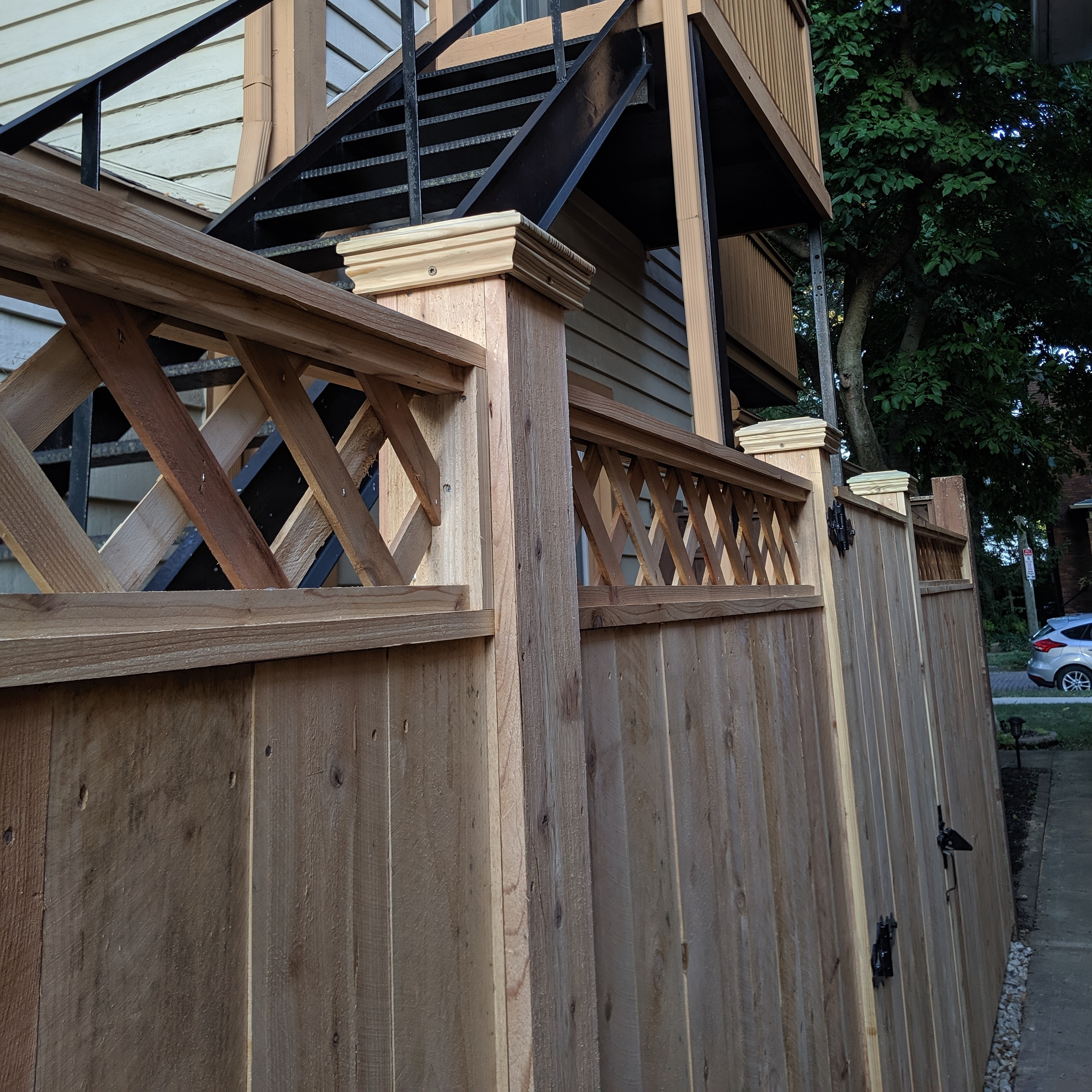 Frost Fence, LLC (740) 504-7274