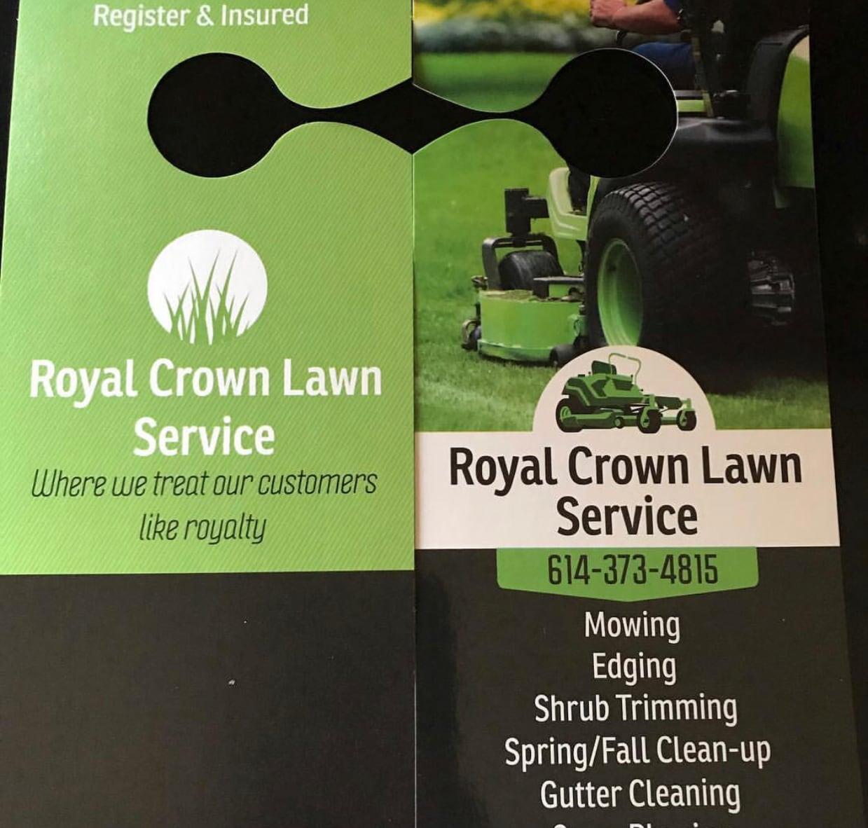 Royal Crown Lawn Service,LLC