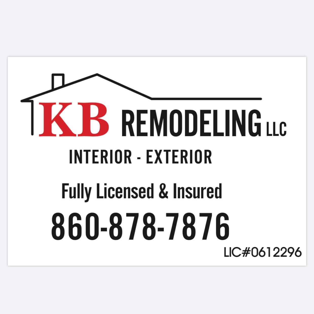 KB Remodeling, LLC