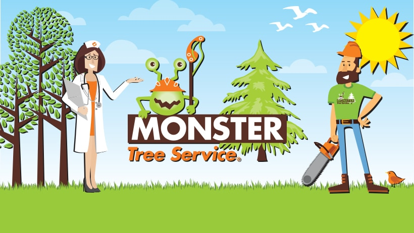 Monster Tree Service of the North Shore